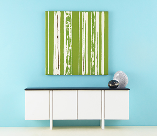 Mini minimalist wall art by mini modern paintings for Minimalist wall art